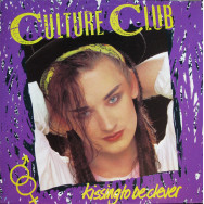 Culture Club ‎– Kissing To Be Clever