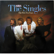 ABBA ‎– The Singles - The First Ten Years