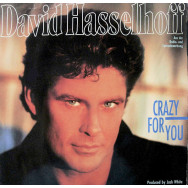 David Hasselhoff ‎– Crazy For You