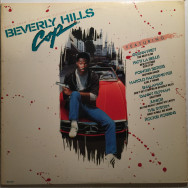 Various -Music From The Motion Picture Soundtrack - Beverly Hills Cop