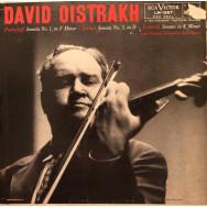 David Oistrach, Sergei Prokofiev, Jean-Marie Leclair, Pietro Antonio Locatelli, Vladimir Yampolsky - Sonata No. 1, In F Minor / Sonata No. 3 In D / Sonata In F Minor