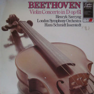 Henryc Szeryng, London Symphony Orchestra, Hans Schmidt-Isserstedt - Beethoven Violin Concerto in D opus 61