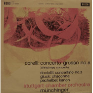 Stuttgart Chamber Orchestra, Karl Munchinger - Corelli - Chistmas Concerto