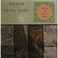 Lola Bobesco, The Heidelberg Chamber Orchestra - Vivaldi - The Four Seasons
