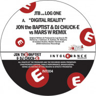 JTB* And Log One* / Vandall & Mars W* ‎– Digital Reality / Das Bootwynn