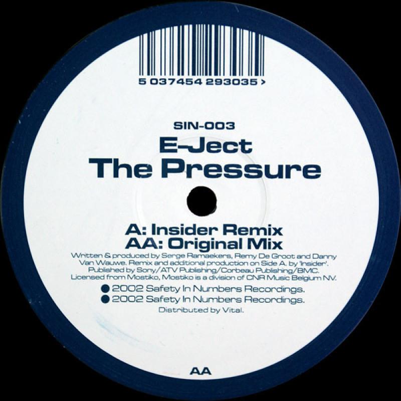 E-Ject - The Pressuee