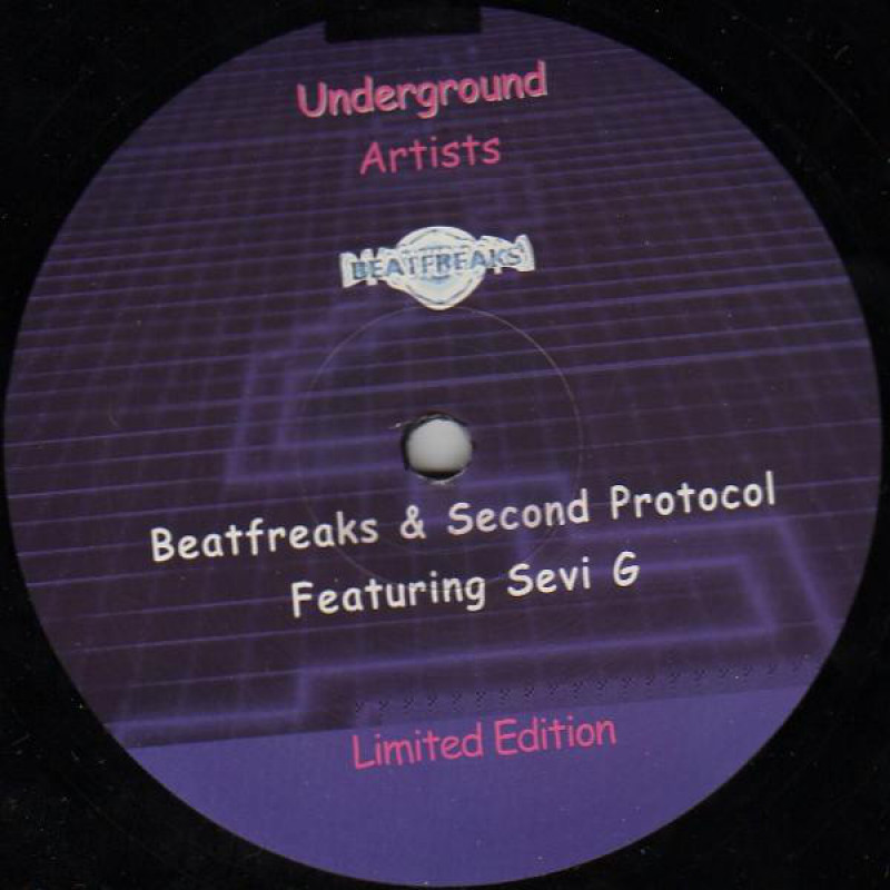 The Beatfreaks & Second Protocol - Original Badboy Remixes
