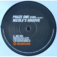 Phaze One Featuring Breeze & Wiley - Nicole's Groove