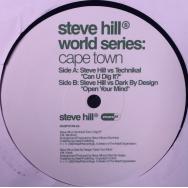 Steve Hill – World Series: Cape Town