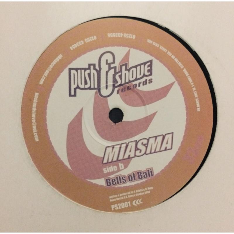 Miasma – Blue Juice / Bells Of Bali