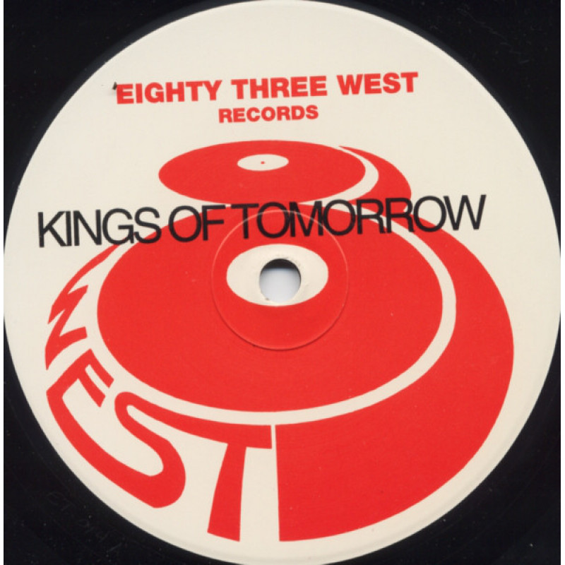 Kings Of Tomorrow – Organic Warfare
