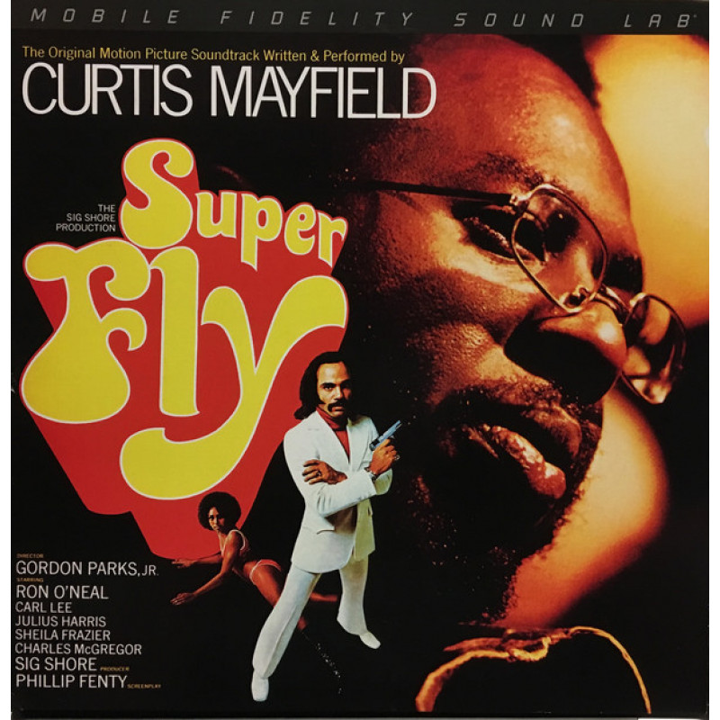 Curtis Mayfield – Super Fly