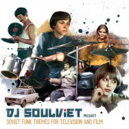 DJ Soulviet - Soviet Funk Themes for Television and Film