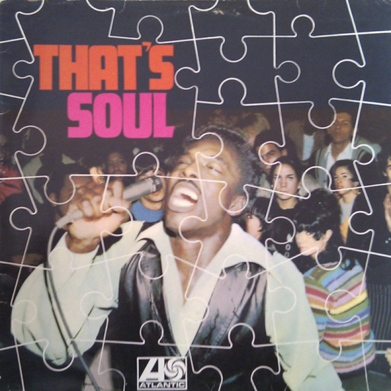 Various ‎– That's Soul