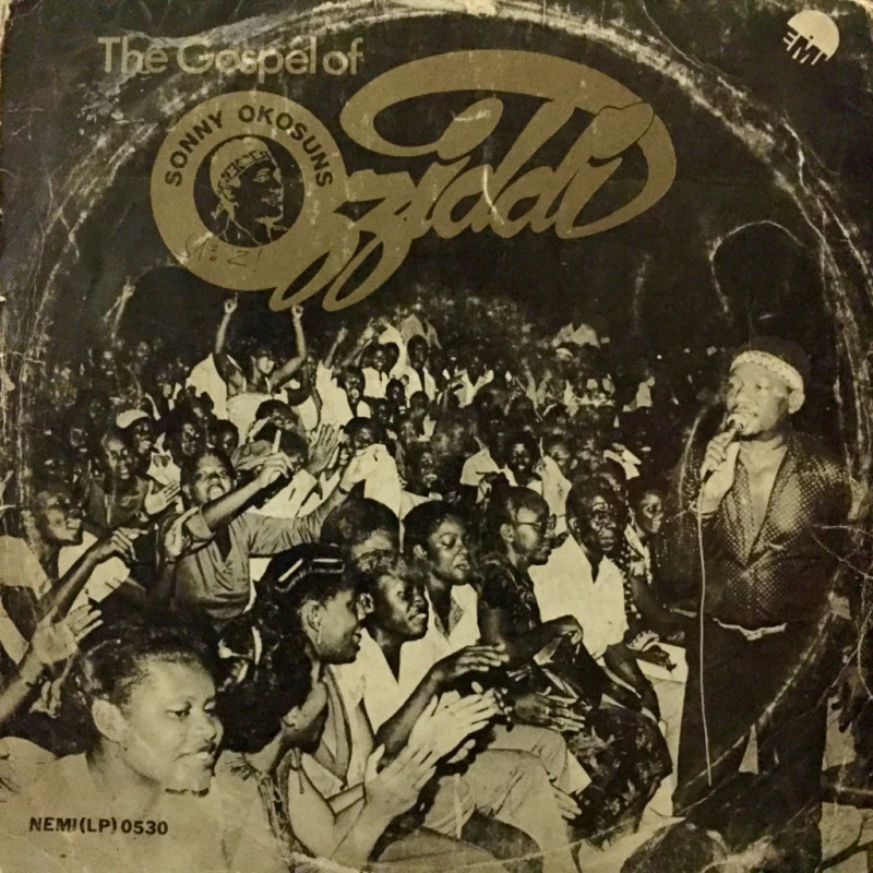 "Sonny Okosuns ""Ozziddi"" - The Gospel of Ozziddi"