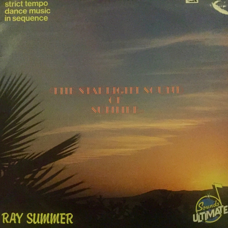 Ray Summer - The starlight sound of summer