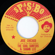 The Soul Surfers & Shawn Lee – Jose Chicago / Four Track MInd