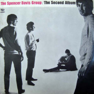 The Spencer Davis Group ‎– The Second Album