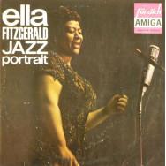 Ella Fitzgerald – Jazz- Portrait