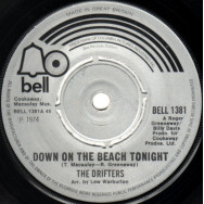 The Drifters – Down On The Beach Tonight