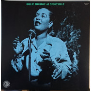 Billie Holiday ‎– Billie Holiday At Storyville