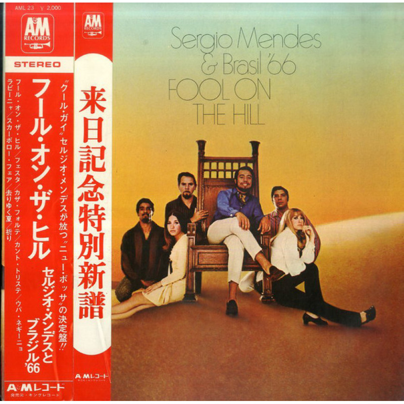 Sérgio Mendes & Brasil '66 – Fool On The Hill