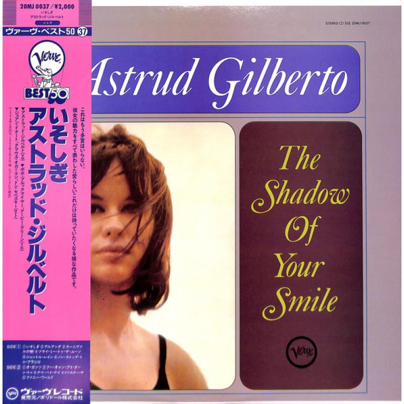 Astrud Gilberto – The Shadow Of Your Smile