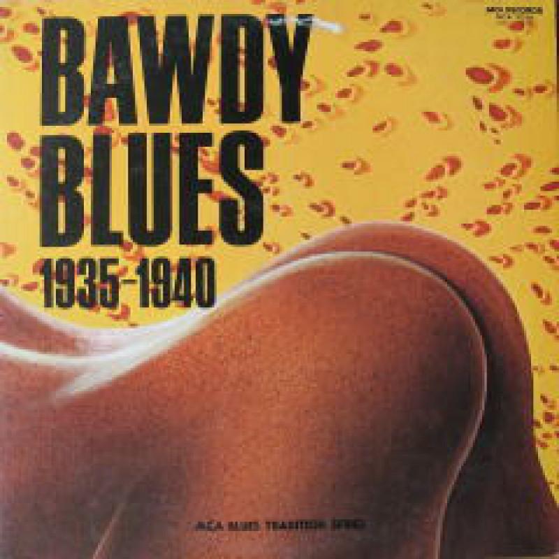 Various - Bawdy Blues 1935-1940