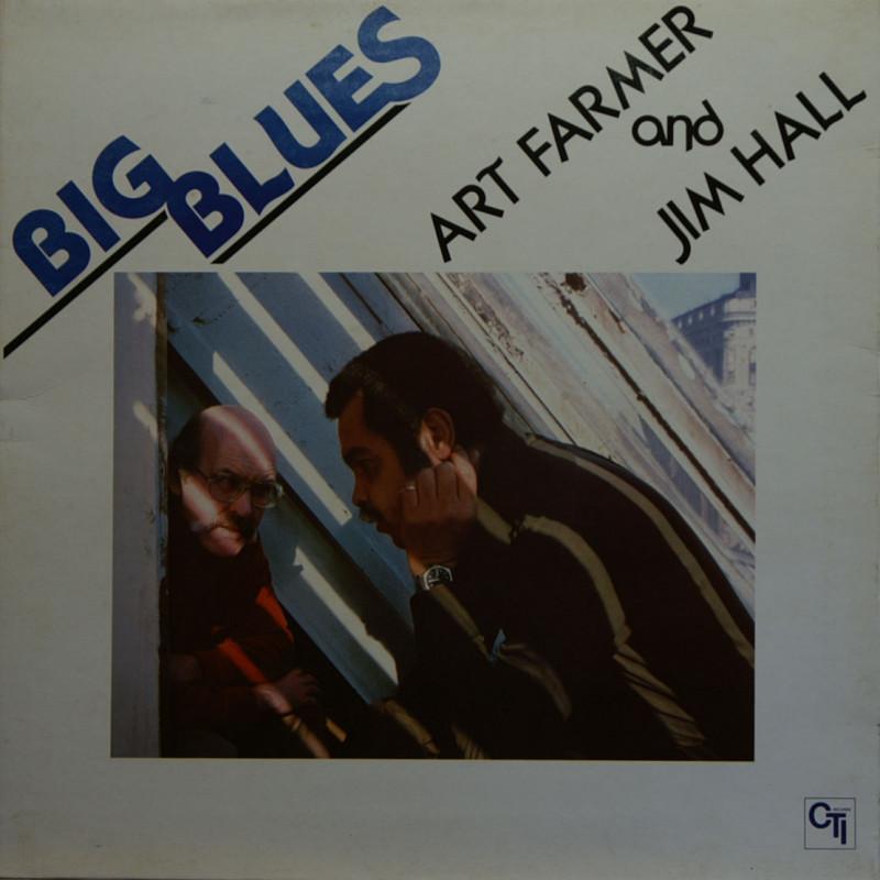 Art Farmer - Big Blues