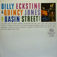 Billy Eckstine & Quincy Jones - At Basin Street East