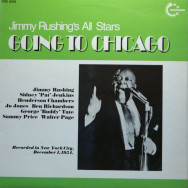 Jimmy Rushing`s All Stars - Going to Chicago