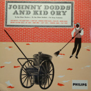 Johnny Dodds & Kid Ory - Johnny Dodds & Kid Ory