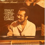 Stanley Cowell - Live At Café Des Copains