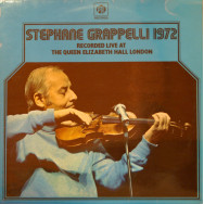 Stephane Grappelly - Recorded Live at The Queen Elizabeth Hall London