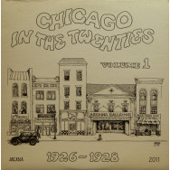 Various Artists - Chicago in the Twenties - Volume 1