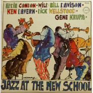 Various Artists - Jazz at the new school