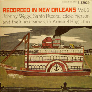 Various Artists - Recorded in New Orleans 1956 - Vol. 2
