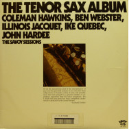 Various Artists - The Tenor Sax Album