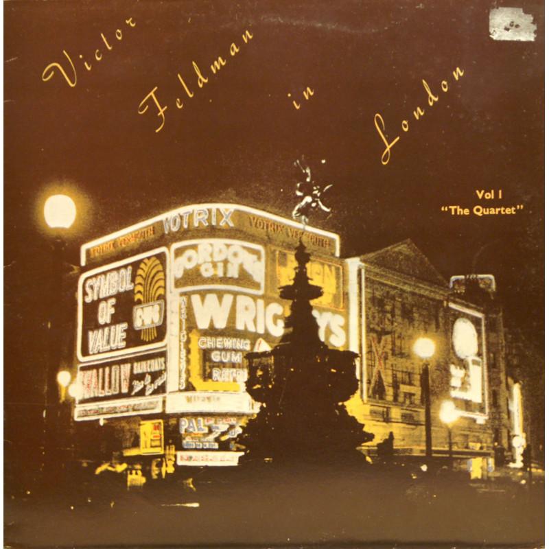 Victor Feldman - Victor Feldman in London - Volume 1