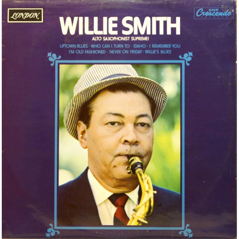 Willie Smith - Alto Saxophonist Supreme!