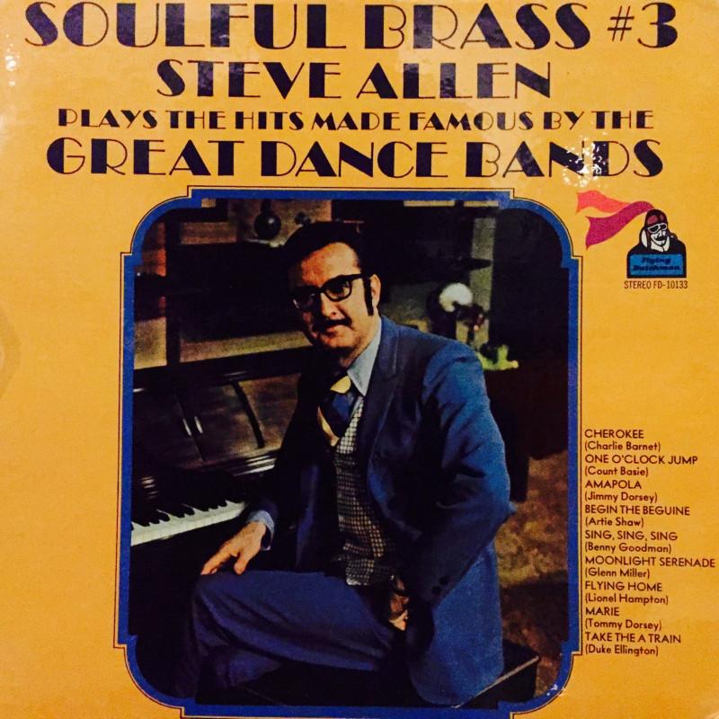 Steve Allen - Soulful Brass #3