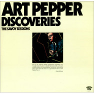 Art Pepper - Discoveries