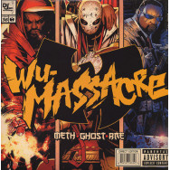 Meth • Ghost • Rae ‎– Wu-Massacre