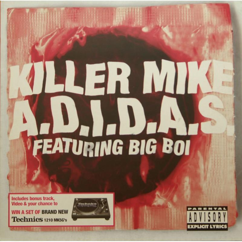 Killer Mike - A.D.I.D.A.S. / Gangsta