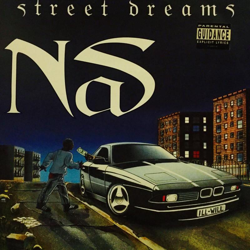 Nas - Street Dreams / Affirmative Action (Remix)
