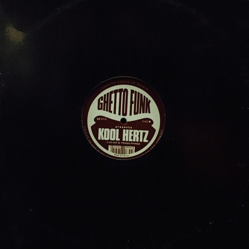 Kool Hertz - Ghetto Funk