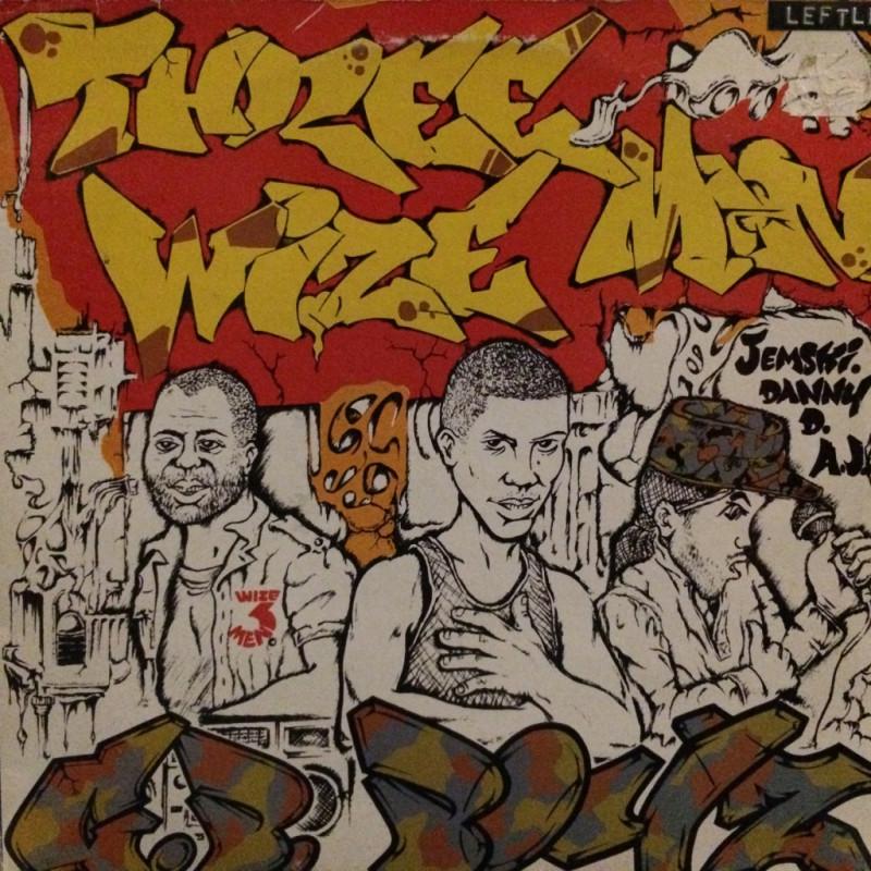 Three Wize Men - G.B. Boyz