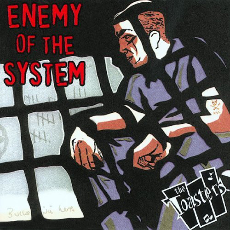 The Toasters ‎– Enemy Of The System