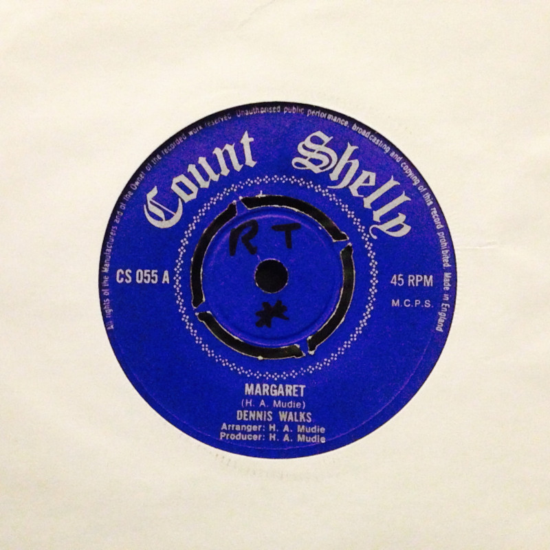 Dennis Walks / Mudies All StarsMargaret / Strings version