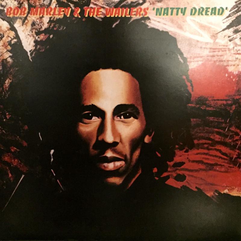 Bob Marley & The Wailers Natty Dread